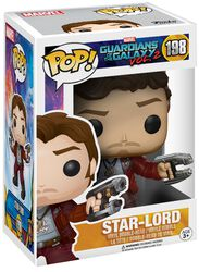 2 - Star-Lord (kans op Chase) Vinylfiguur 198