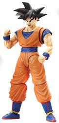 Z - Rise Son Goku New Version Model Kit