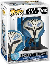 Clone Wars - Bo-Katan Kryze Vinylfiguur 412