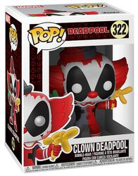 Clown Deadpool Vinylfiguur 322