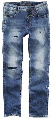 Walker Blue Dust - Slim Fit