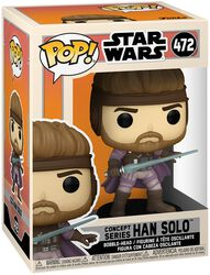 Concept Series - Han Solo Vinylfiguur 472