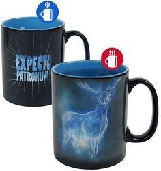 Patronus - Heat-change mug