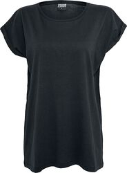 Ladies Extended Shoulder Tee