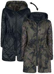 Padded Reversible Jacket