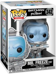 Batman and Robin - Mr. Freeze Vinylfiguur 342