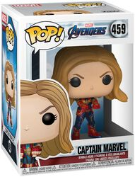 Endgame - Captain Marvel Vinylfiguur 459