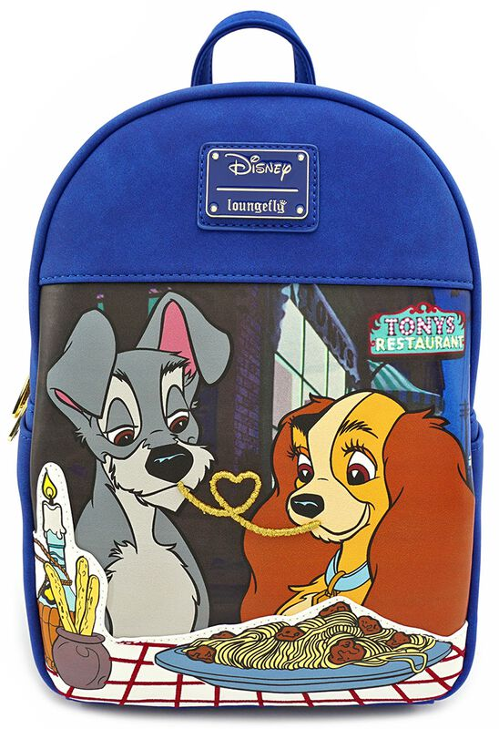 Loungefly - Lady and Tramp