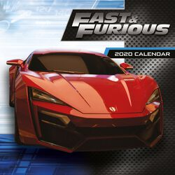 Fast & Furious 2020