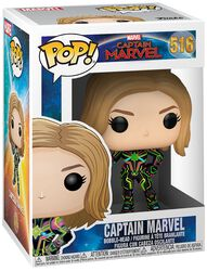 Captain Marvel Vinyl Figure 516