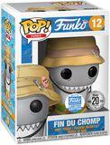 Spastik Plastik - Fin Du Chomp (Funko Shop Europe) Vinylfiguur 12