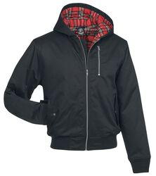 Lord Canterbury Hooded Winter Jacket