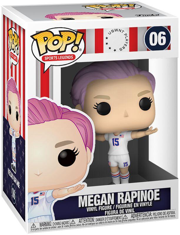 Football US Women's National Team - Megan Rapinoe (Sport Legends) Vinylfiguur 06