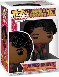 James Brown Rocks Vinylfiguur 176