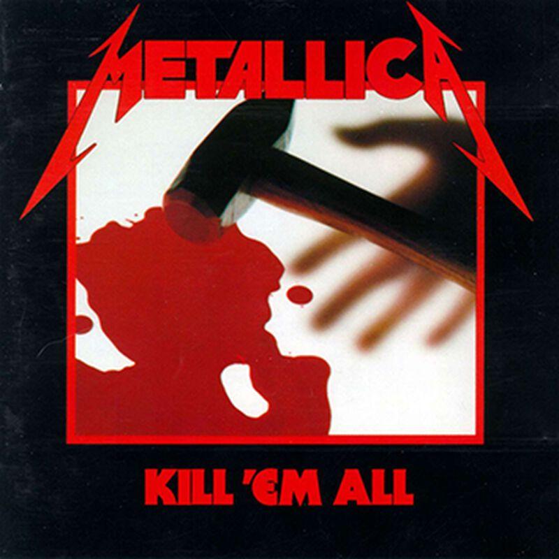 Kill 'Em All | Metallica CD | Large
