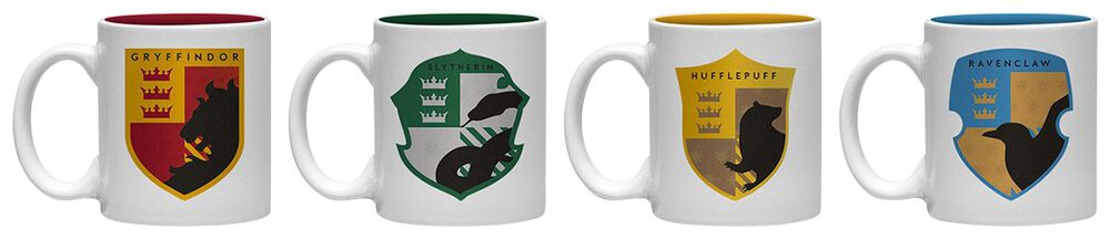 House Emblems - Espresso Cup Set