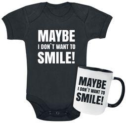 Baby Body + Mug Maybe I Don't ...