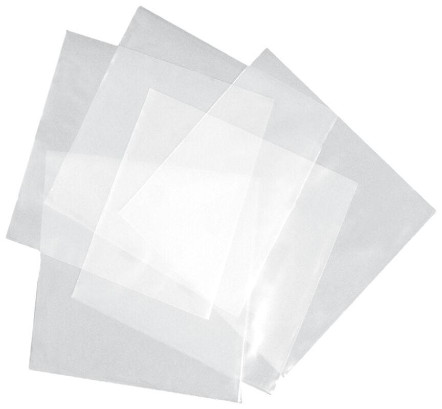 Vinyl Closable Slipcovers (100 stuks)