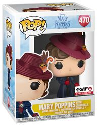 Mary Poppins with Umbrella Vinylfiguur 470