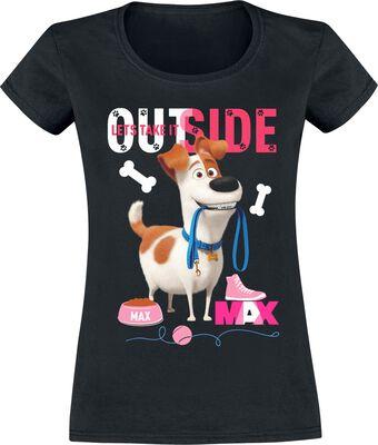 2 - Max - Let's Take It Outside