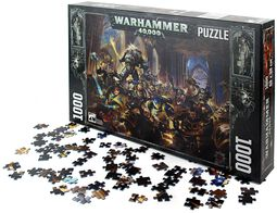 Gulliman vs Black Legion - 1000 Pieces