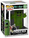 Pickle Rick Vinylfiguur 333