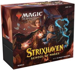 Strixhaven: School Of Mages - Bundle Englisch