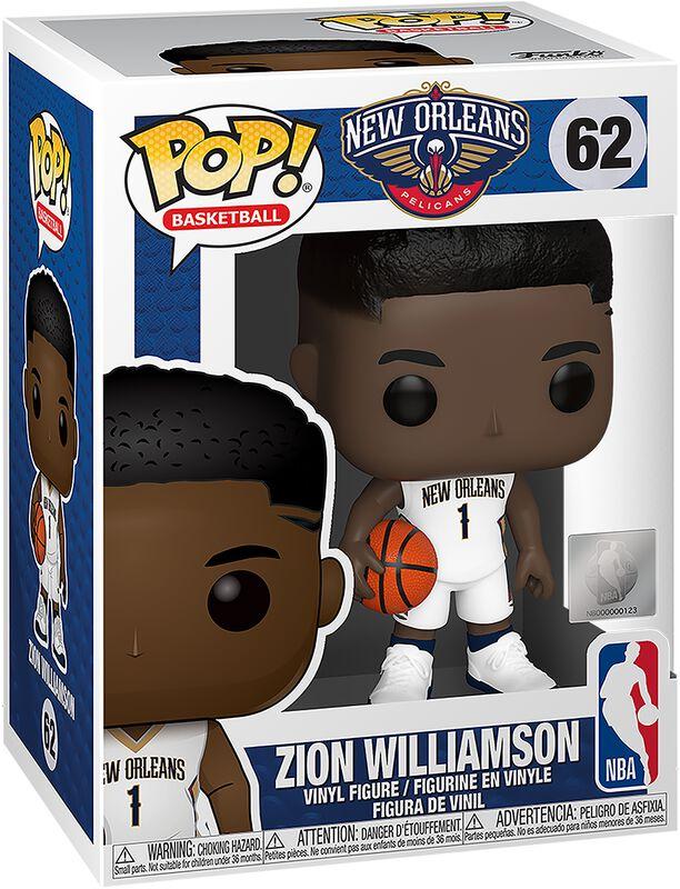 New Orleans Pelicans - Zion Williamson Vinylfiguur 62