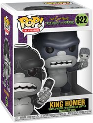 Treehouse Of Horror - King Homer Vinylfiguur 822