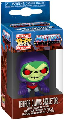 Skeletor with Terror Claws Pocket Pop!