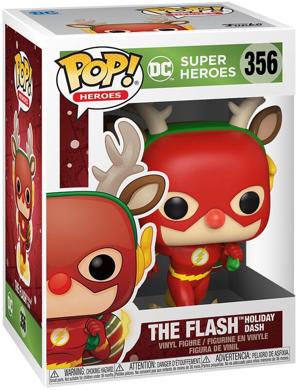 The Flash Holiday Dash (Holiday) Vinylfiguur 356