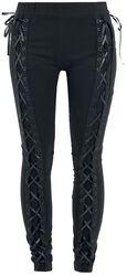 Blackness Lace Leggings