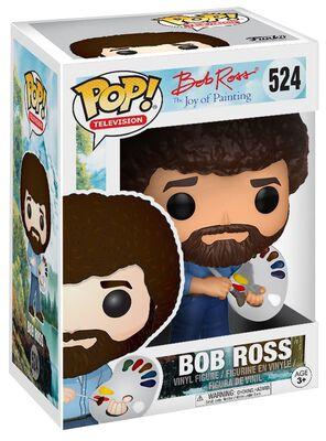 The Joy of Painting - Bob Ross Vinylfiguur 524