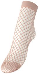 Course Fishnet Ankle Sock