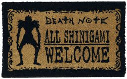 Shinigami Welcome