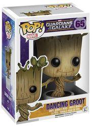 Dancing Groot Vinyl Bobble-Head 65