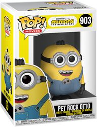 2 - Pet Rock Otto Vinylfiguur 903