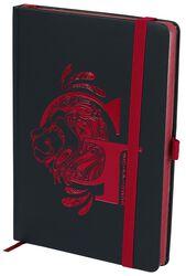 Griffindor - Premium Notebook