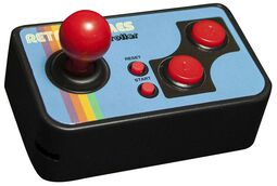 Video Game Controller - incl. 200 Retro Games