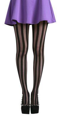 Solid Sheer Stripe