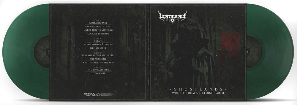 Ghostlands - Wounds from a bleeding earth