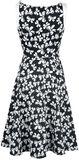 Bow Print Sophia Dress