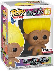 Yellow Troll Vinylfiguur 05