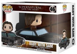 Baby with Sam (Chase Edition Possible) Vinylfiguur 46