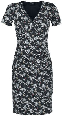China Girl Wrapdress