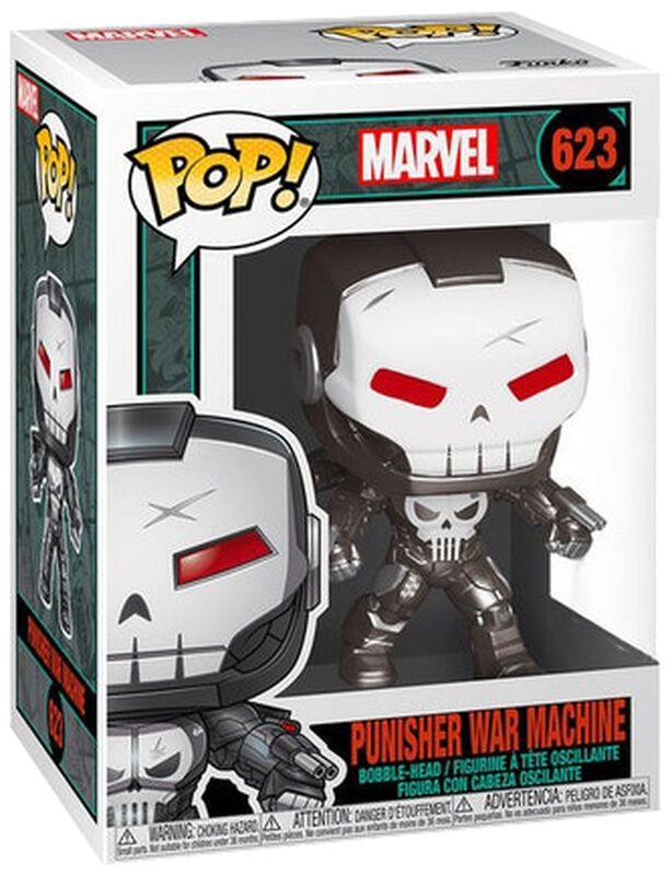 Punisher War Machine Vinylfiguur 623