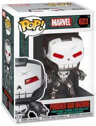 Punisher War Machine Vinylfiguur 623