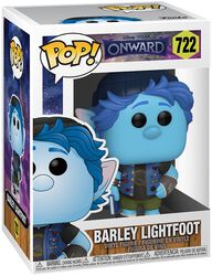 Barley Lightfoot Vinylfiguur 722