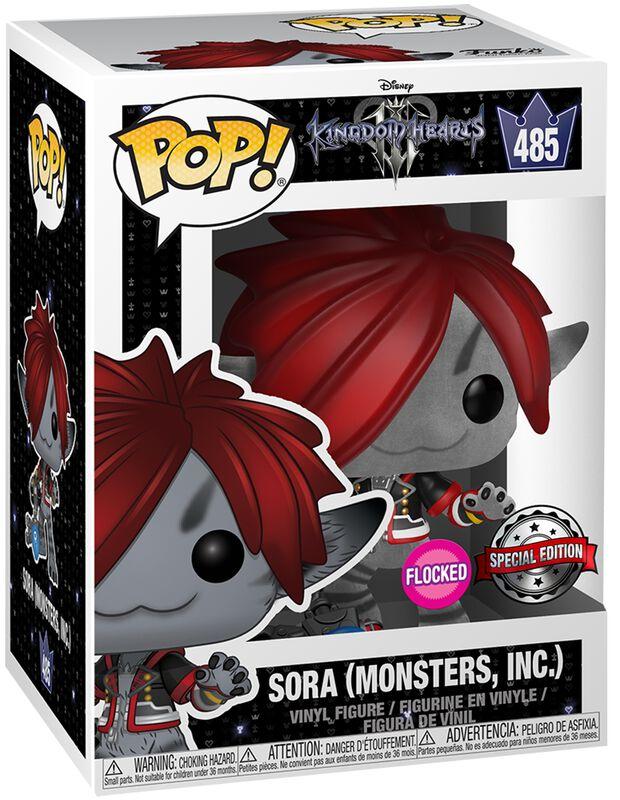 3 - Sora (Monsters, INC.) ( Flocked) Vinylfiguur 485