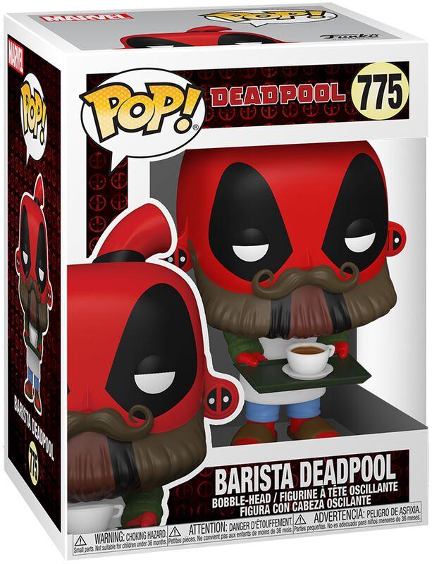 30th Anniversary - Barista Deadpool Vinylfiguur 775